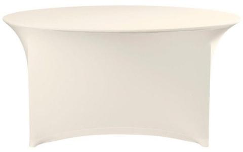 HENDI | Obrus okrągły Symposium śr. 800-850x1050-1150 mm kremowy