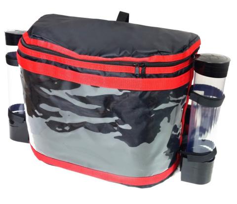 FURMIS | Plecak cateringowy 2x9l na napoje | czarny