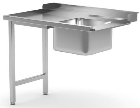 Ogromny Meble gastronomiczne ze stali nierdzewnej, kuchenne 🍴 - sprzęt VH66