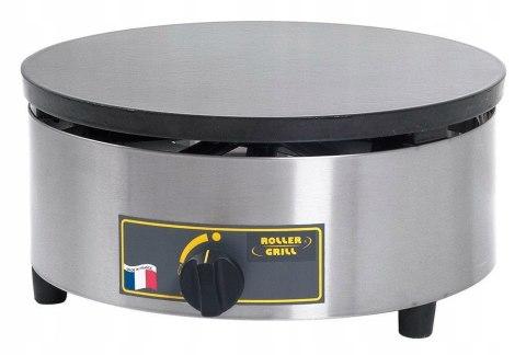 ROLLER GRILL | Naleśnikarka gazowa z płytą śr. 400 mm