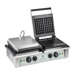 Gofrownica Royal Catering RCWM-4000-E