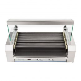 Grill rolkowy Royal Catering RCHG-7T - 7 rolek, teflon