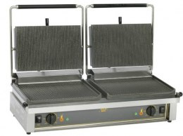 ROLLER GRILL | Grill kontaktowy Roller Grill DOUBLE PANINI