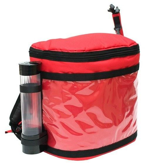 FURMIS | Plecak cateringowy 2x9l na napoje | czerwony