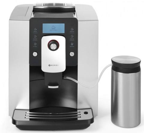 Ekspres do kawy automatyczny One Touch srebrny | HENDI